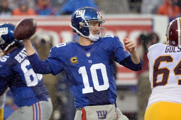 Where These 4 New York Giants Stars Must Improve in 2014-15