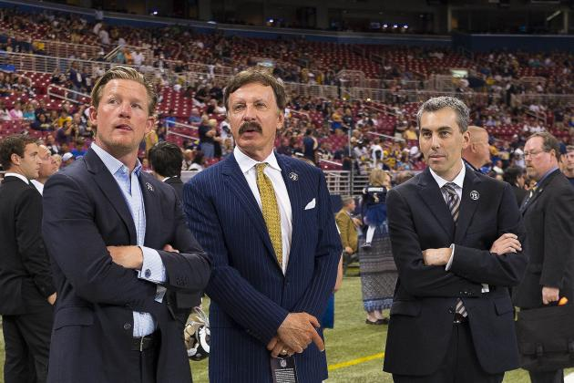 Rams' 2014 Salary Cap: Breaking Down Overall, Position-Specific Cap Space