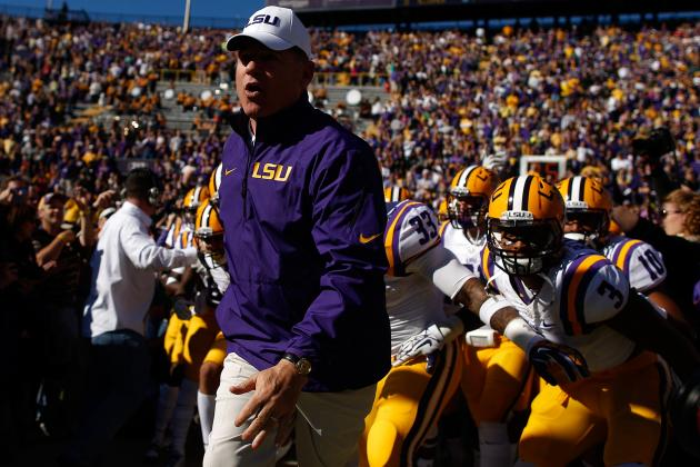 LSU Football Recruiting: Everything You Need to Know for National Signing Day