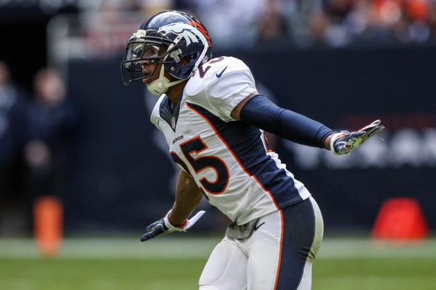 What Losing Chris Harris Means to Denver Broncos in AFC Title Game