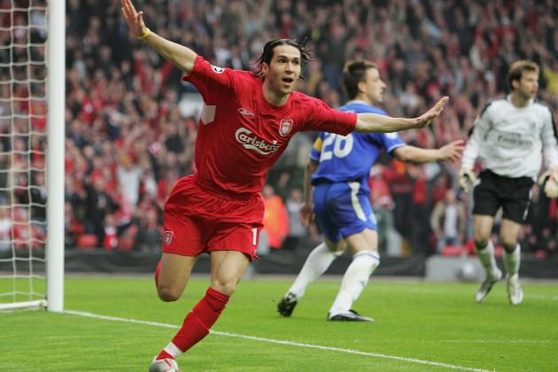 Luis Garcia Tribute: 5 Stunning Goals That Defined His Liverpool Career