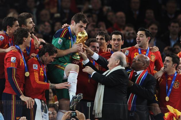 10 Pre-World Cup Storylines to Follow Ahead of Brazil 2014