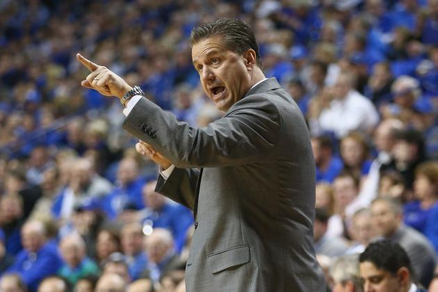 Kentucky Basketball: Highs and Lows of Wildcats' Season So Far
