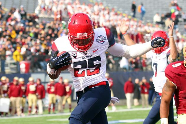 Pac-12 Football: Power Ranking the 10 Best Players of 2013