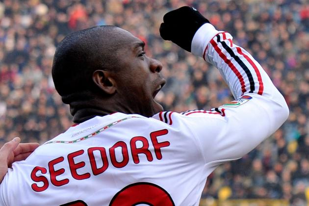 5 Issues That AC Milan Manager Clarence Seedorf Must Address to Save the Season