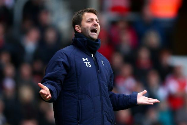 Grading Tim Sherwood's Efforts at Tottenham Hotspur so Far