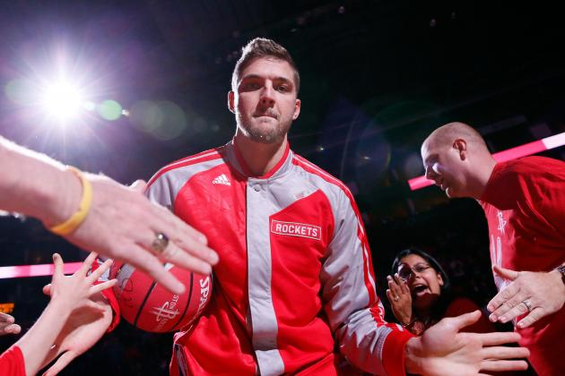 Ranking Chandler Parsons' Best Moments as a Houston Rocket