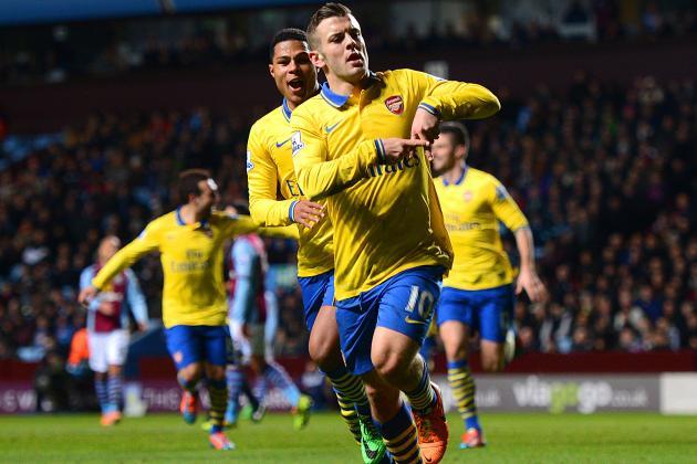 Arsenal vs. Aston Villa: 6 Things We Learned