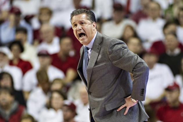 Kentucky Basketball: Latest Updates on Wildcats' Top 2014 Recruits