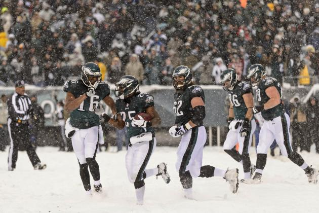 Philadelphia Eagles 2014 Salary Cap: Breaking Down Position-Specific Cap Space