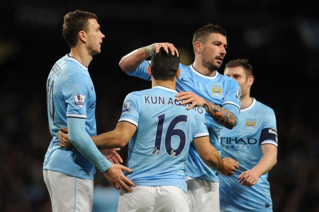 Manchester City vs. Blackburn Rovers: 6 Things We Learned