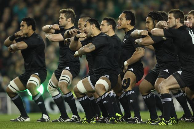 Selecting the Greatest All Blacks XV