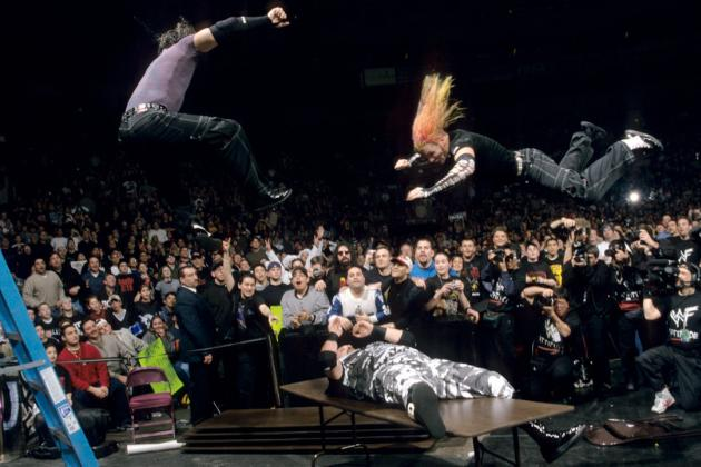 WWE Royal Rumble 2014: Ranking the Greatest Non-Title Matches in PPV History