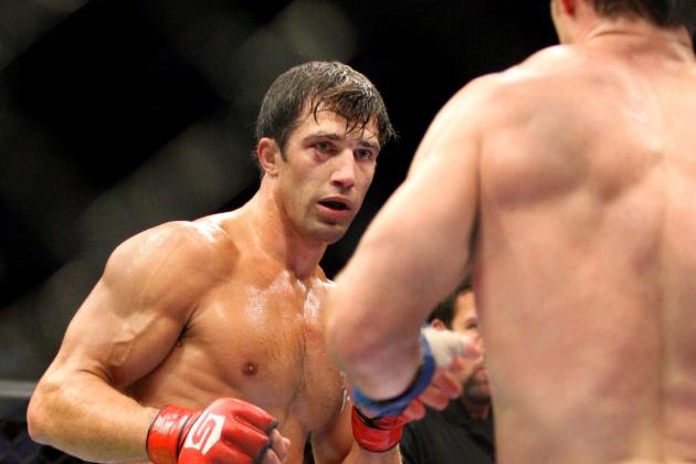 UFC Fight Night 35 Results: Grades for Every Main Card Fighter