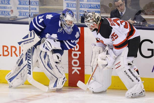 Who's Winning Hottest Goalie Battles at Midpoint of 2013-14 NHL Season?