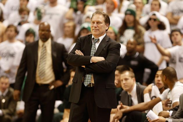 Michigan State Basketball: Grading Each Player at the Midseason Point