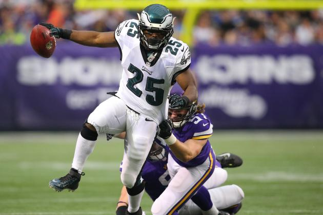 Fantasy Football: Early Ranking of Top 20 Running Backs for 2014-2015