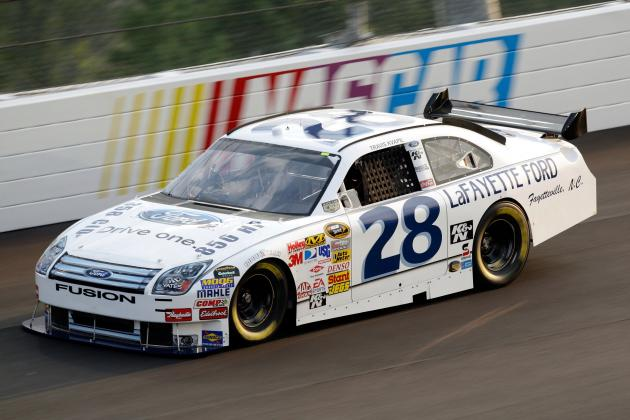 Ranking the Best Throwback NASCAR Paint Schemes