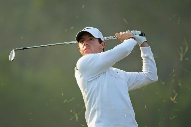 Rory McIlroy Leaderboard and Score Updates from Abu Dhabi Golf Championship 2014