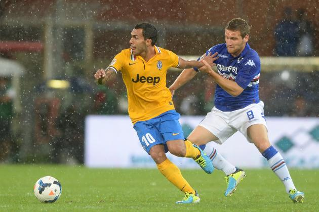Tactical Battles That Will Shape Juventus' Clash with Sampdoria