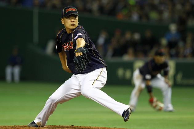 Imagining Each MLB Suitor's Starting Rotation with Masahiro Tanaka