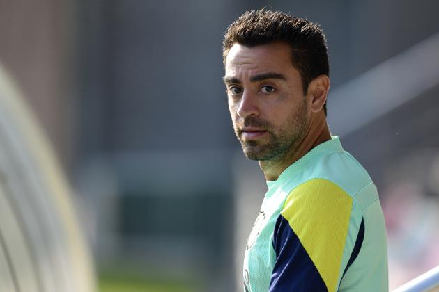 Power Ranking January's 20 Hottest Transfer Rumours: Xavi Destined for MLS?