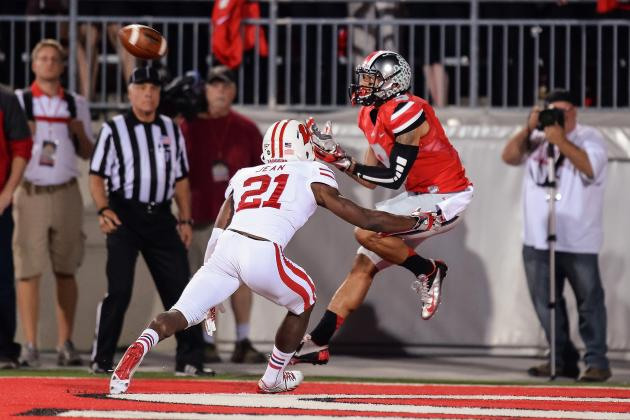 Big Ten Football: Top 5 Games from 2013 Season