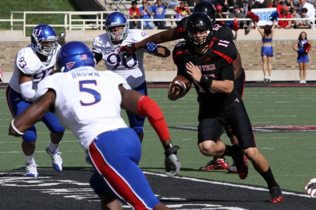 Power Ranking Transfer Options for Ex-Texas Tech QB Michael Brewer