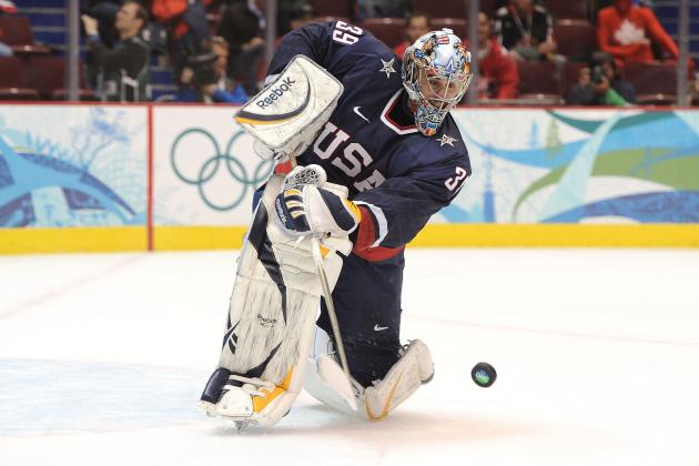 Which Hockey Team Has the Best Goaltending at 2014 Winter Olympics?