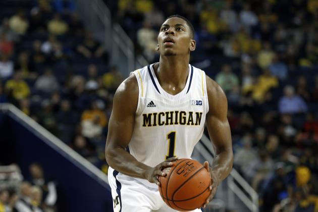 Michigan Basketball: Highs and Lows of Wolverines' Season so Far