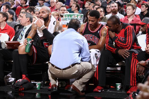 Ranking the Chicago Bulls' 10 Biggest Developments in the Season's 1st Half