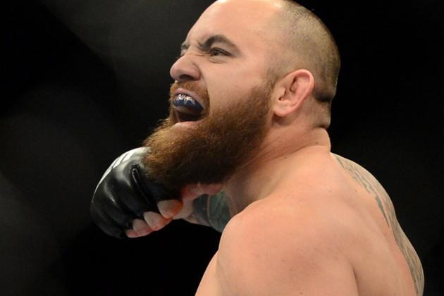 UFC: Travis Browne and the Blue-Collar All-Star Team