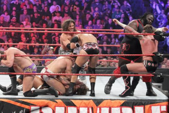 WWE Royal Rumble 2014: Breaking Down the Rumble Match