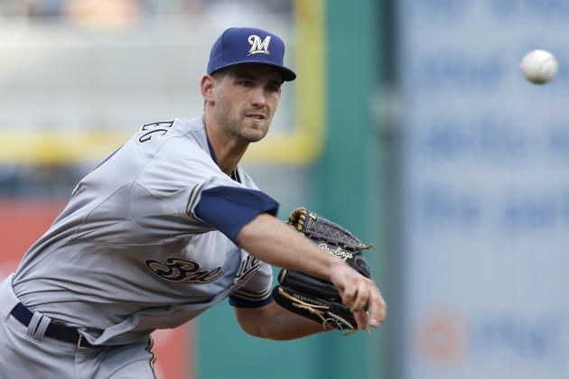 Milwaukee Brewers' Top 10 Prospects for 2014