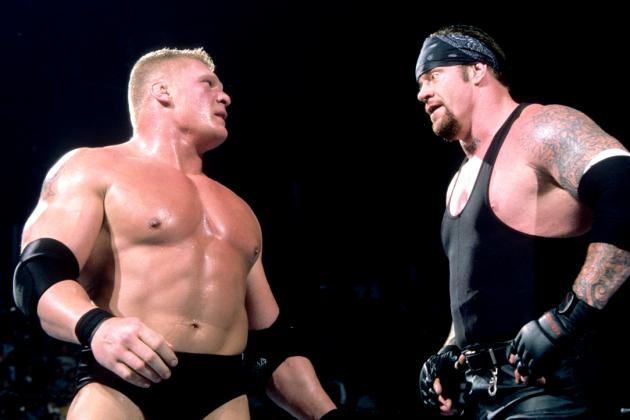 Big Show, Brock Lesnar and the Best Big Men in Royal Rumble History