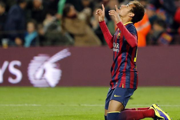 Neymar's 20 Best and Worst Moments for Barcelona