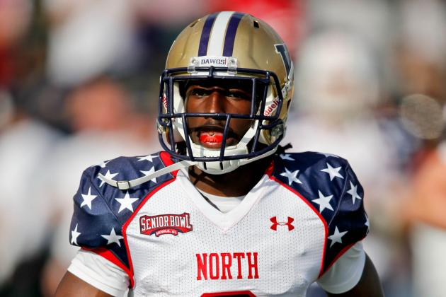 2014 Atlanta Falcons Mock Draft: What a Senior Bowl Heavy Draft Could Look Like