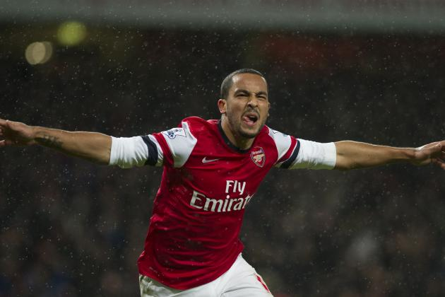 Arsenal Transfer Targets to Replace Theo Walcott