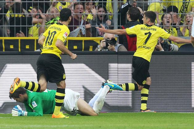 5 Young Prospects Set to Break Through at Borussia Dortmund