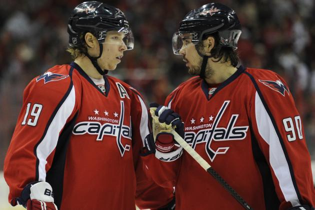 The Hottest and Coldest Washington Capitals Right Now
