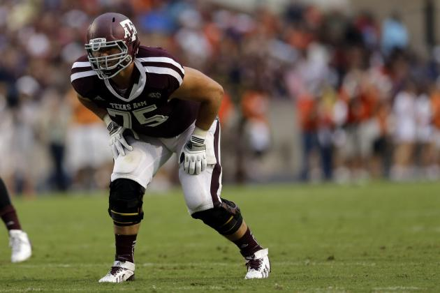 Ranking the Top Offensive Linemen in the 2014 NFL Draft