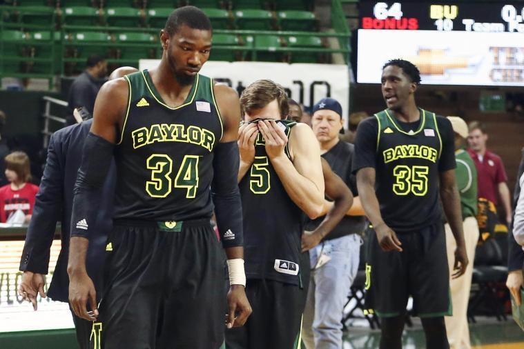 Ranking the Biggest Underachievers of the 2013-14 NCAA Basketball Season So Far