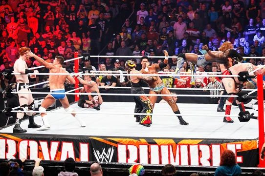 WWE Royal Rumble 2014: Former Winners with Worst WrestleMania Showings