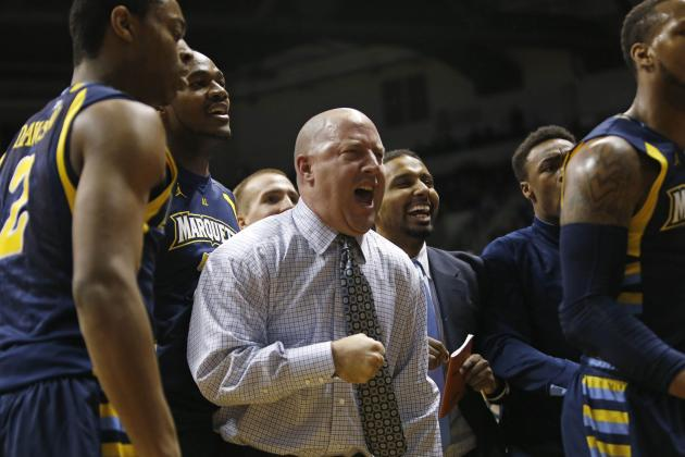 Marquette Basketball: 1 Pressing Concern for Each Golden Eagles Starter