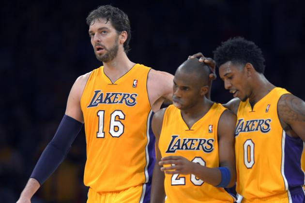 Will Any LA Lakers Free Agents-to-Be Return Next Year?