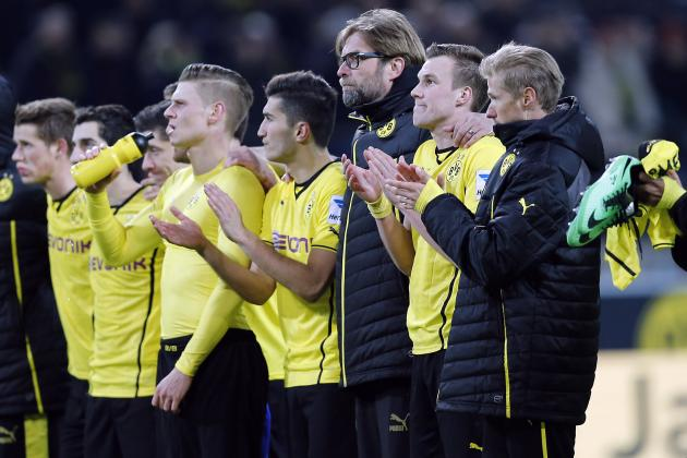 Borussia Dortmund Transfer News and Rumours Tracker: Week of January 20