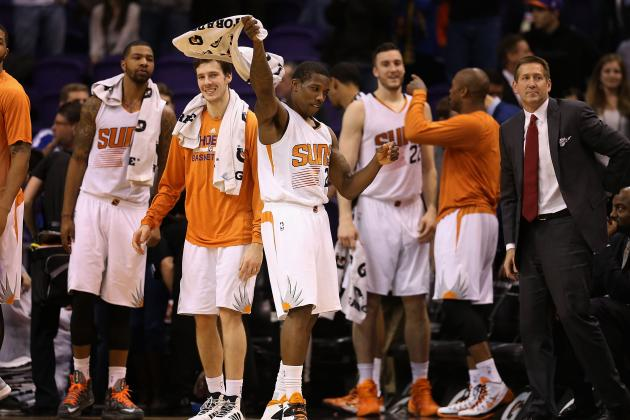 NBA Cinderellas: Ranking the Phoenix Suns' 10 Biggest Developments This Season