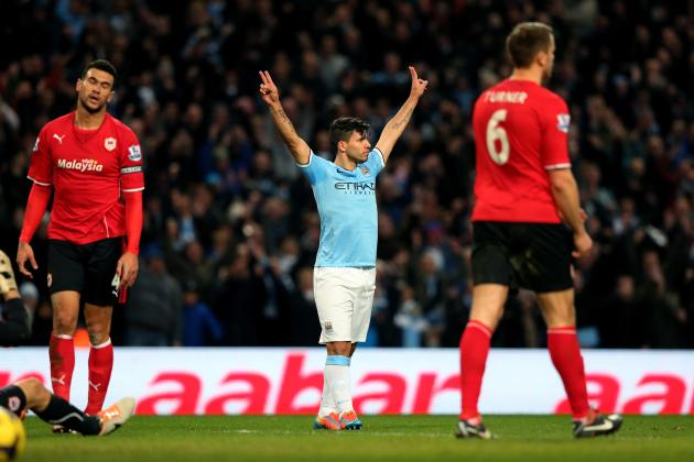 Manchester City vs. Cardiff City: 6 Things We Learned
