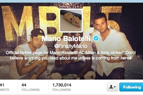 Mario Balotelli and the 20 Best Twitter Accounts in World Football