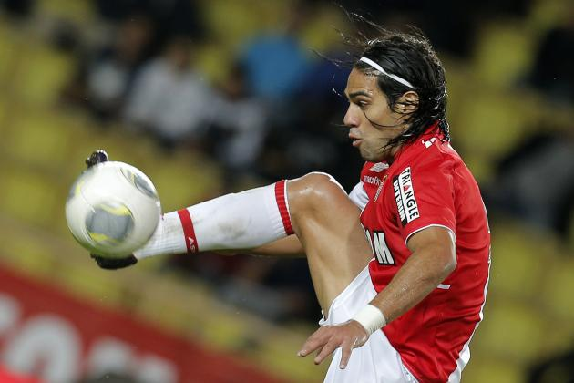 Falcao, Ibrahimovic and Cavani Watch: Falcao Disappoints, PSG Dominate